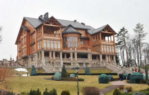 Yanukovych estate