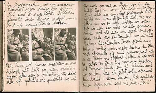 Himmler's Love Letters