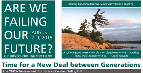 2015 Couchiching Conference