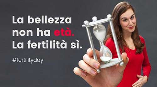 Fertility promotion ad